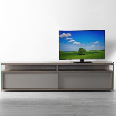 Porta tv in legno Media