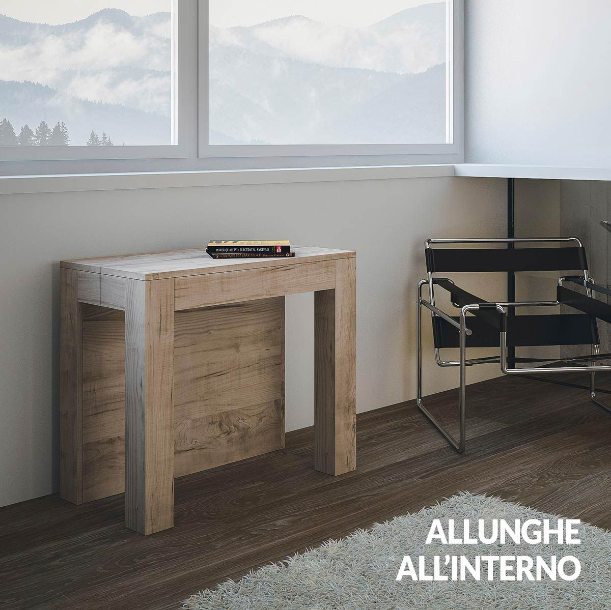 Consolle allungabile Big Due - Casaarredostudio.it