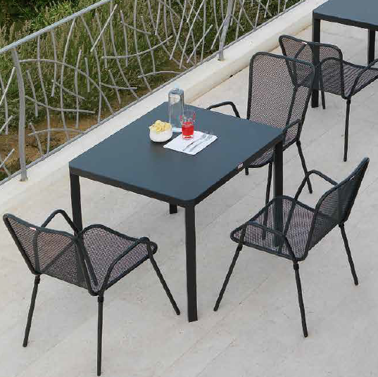 Sedia touch for Arredo terrazzo outlet